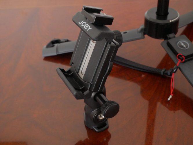 GripTight PRO TelePod: il treppiedi telescopico definitivo by Joby 6