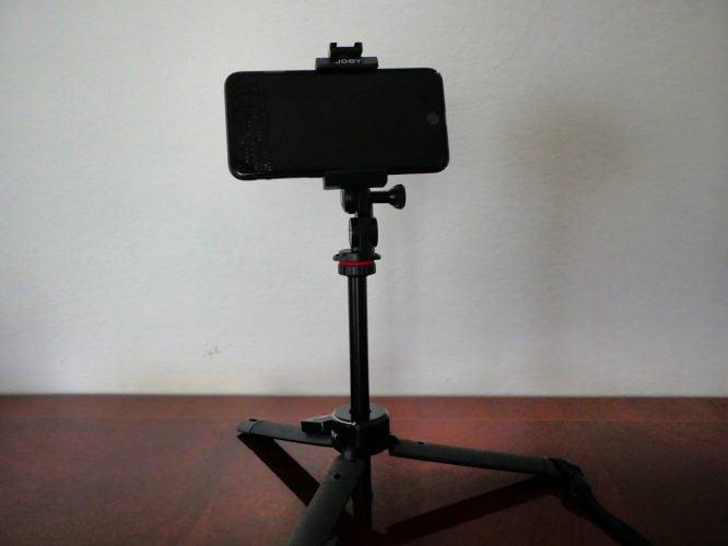 GripTight PRO TelePod: il treppiedi telescopico definitivo by Joby 5