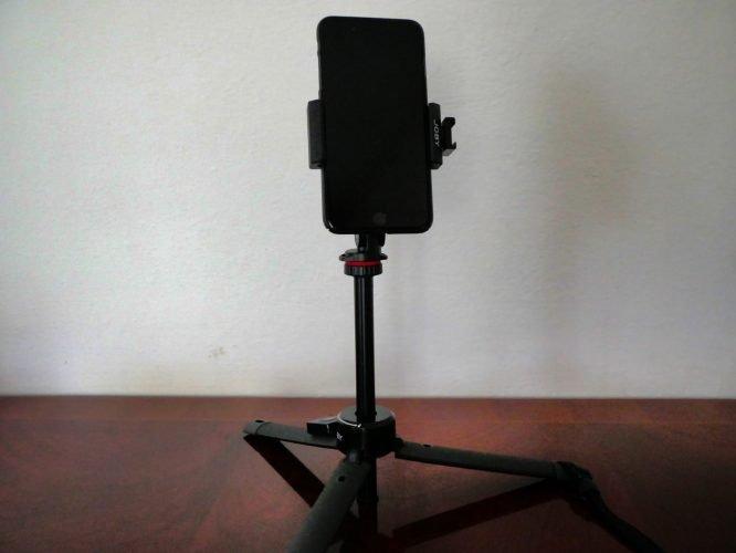 GripTight PRO TelePod: il treppiedi telescopico definitivo by Joby 4