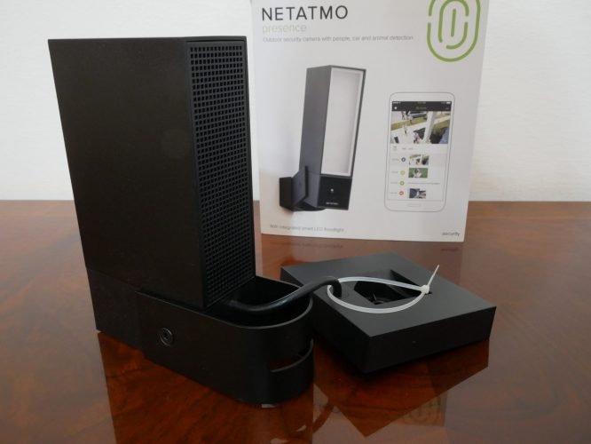 Recensione Netatmo Presence: la telemcamera da esterno smart, che in più illumina 5