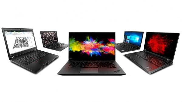 Lenovo presenta il nuovo portfolio ThinkPad Serie P  con la più potente workstation da 15 pollici al mondo 1