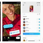 Instagram lancia il nuovo sticker Chat 2