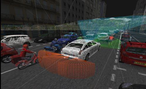 AVSimulation e ANSYS accelerano lo sviluppo di sistemi di guida autonomi e sicuri 1