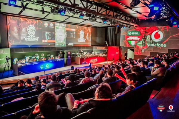 ESL VODAFONE CHAMPIONSHIP: LE FINALI NAZIONALI ALLA MILAN GAMES WEEK 1
