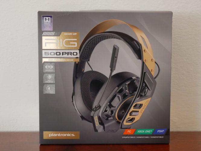 Recensione Plantronics RIG 500 PRO: Gioca con Dolby Atmos ad un ottimo prezzo 2