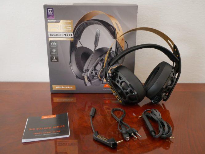 Recensione Plantronics RIG 500 PRO: Gioca con Dolby Atmos ad un ottimo prezzo 4