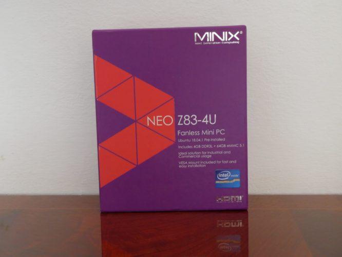 Recensione MINIX NEO Z83-4U: Il mini PC con Ubuntu 2