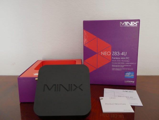 Recensione MINIX NEO Z83-4U: Il mini PC con Ubuntu 4