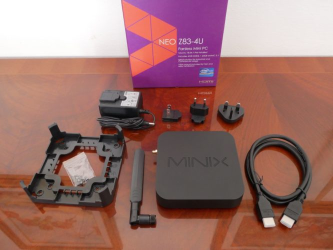 Recensione MINIX NEO Z83-4U: Il mini PC con Ubuntu 3