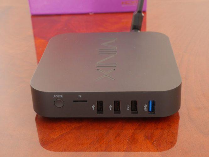 Recensione MINIX NEO Z83-4U: Il mini PC con Ubuntu 7