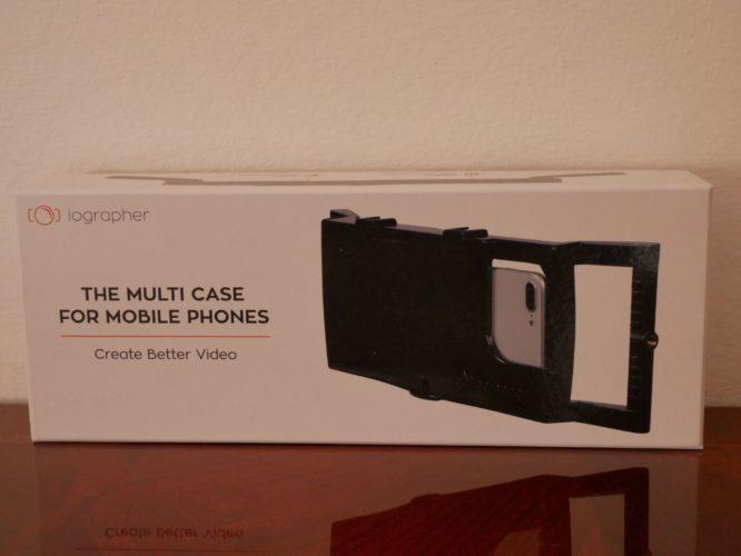 Recensione iOgrapher Multi Case: diventiamo professionisti con il nostro smartphone 2