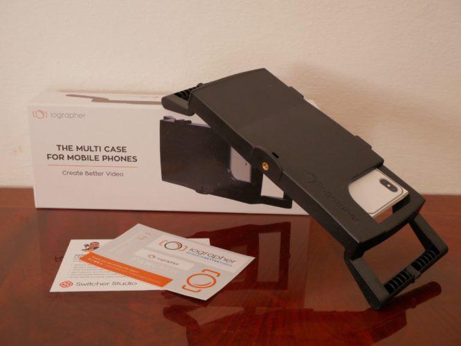 Recensione iOgrapher Multi Case: diventiamo professionisti con il nostro smartphone 3