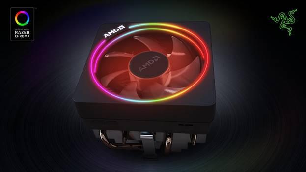 Illumina il tuo dissipatore AMD Wraith Prism con Razer Chroma 1