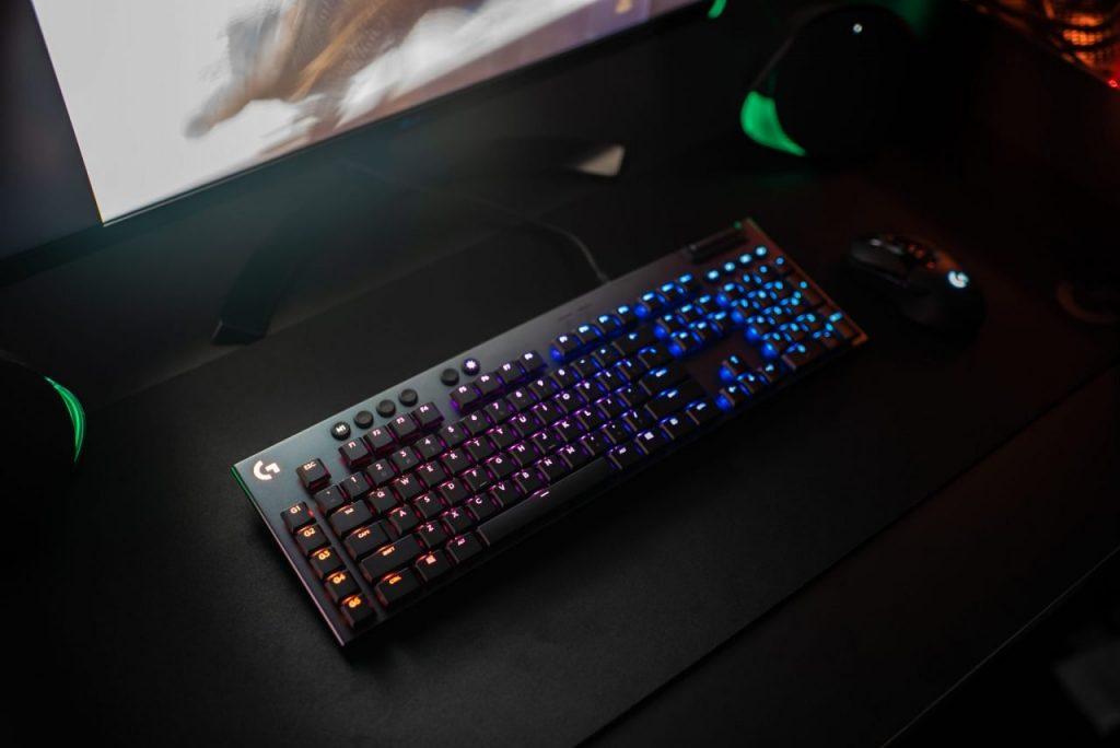 Logitech G presenta le nuove tastiere G915 LIGHTSPEED e G815 LIGHTSYNC RGB 3