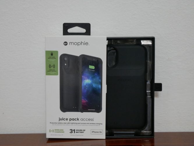 Recensione Juice Pack Access di Mophie, la batteria che si ricarica in wireless 3