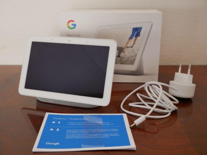 Recensione Google Nest Hub: guardiamo negli occhi Assistant 4