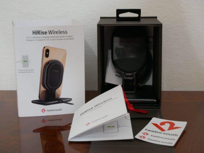 Recensione Twelve South HiRise Wireless: quando la ricarica non è solo verticale 3