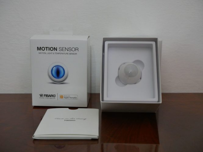 Recensione FIBARO Motionsensor: non un semplice occhio 3