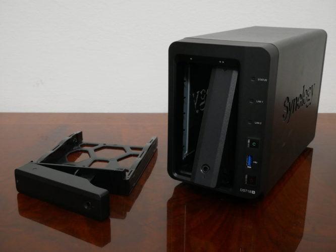 Recensione NAS Synology DiskStation DS718+: un piccolo NAS per grandi esigenze 4