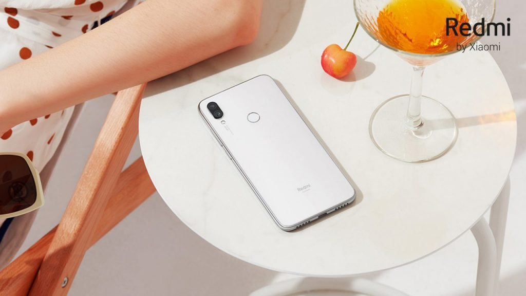 Redmi Note 7 nella colorazione Moonlight White a breve disponibile in Italia 2