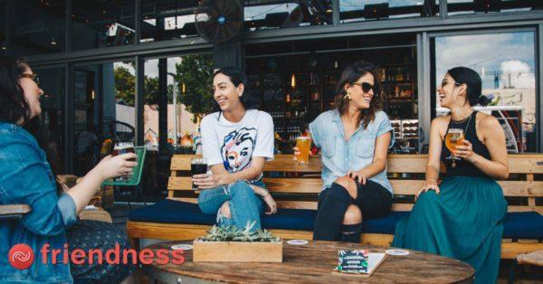 Friendness, l'APP anti-dating che punta a creare nuovi rapporti di amicizia 1