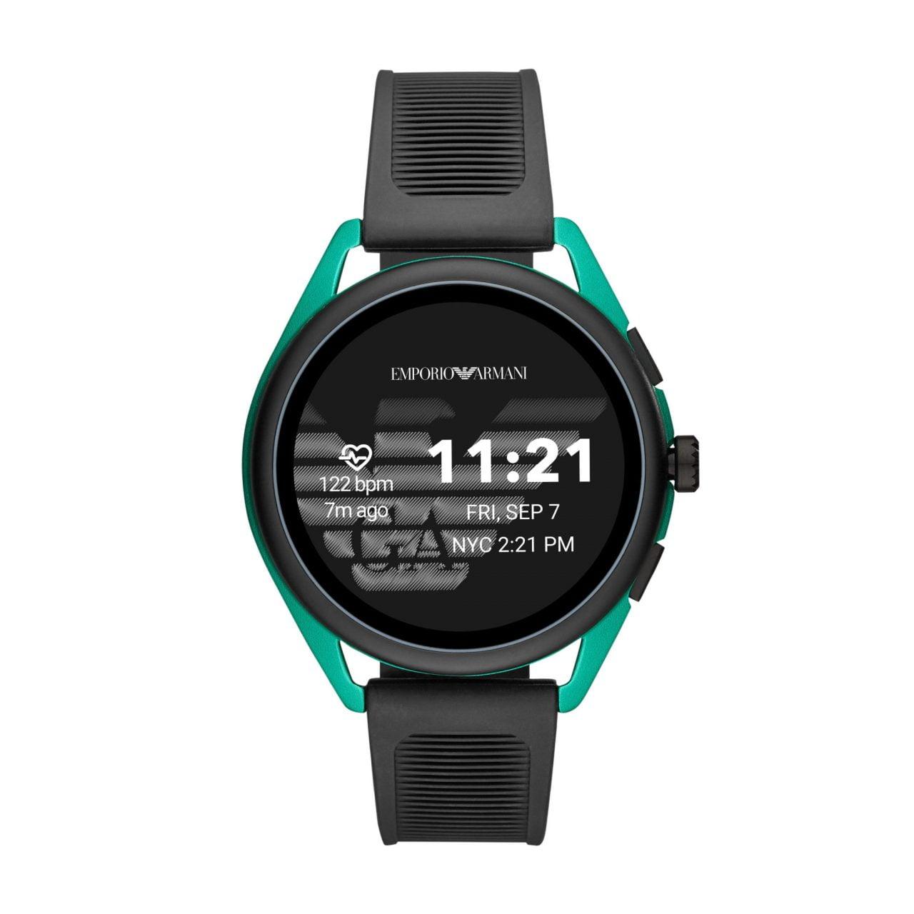 Emporio Armani svela la nuova generazione di smartwatch touchscreen 2