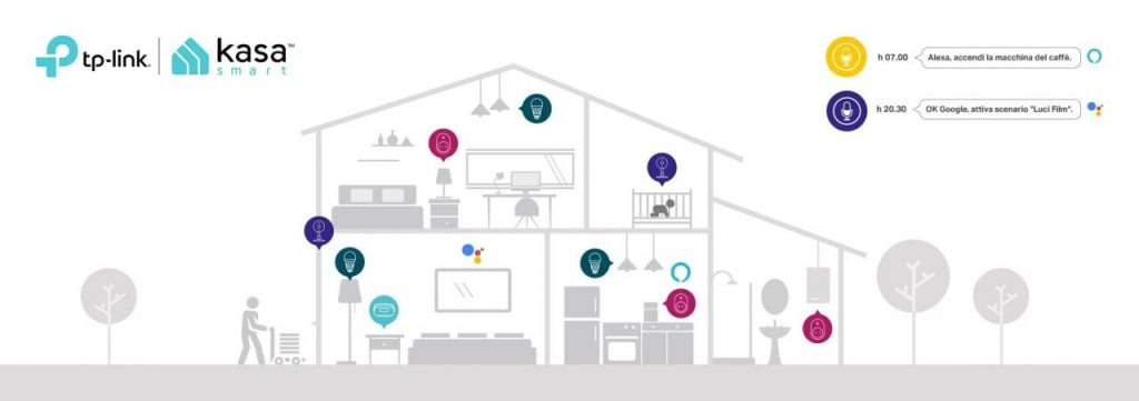 TP-Link punta sulla tecnologia Wi-Fi 6 e sulla Smart Home 4