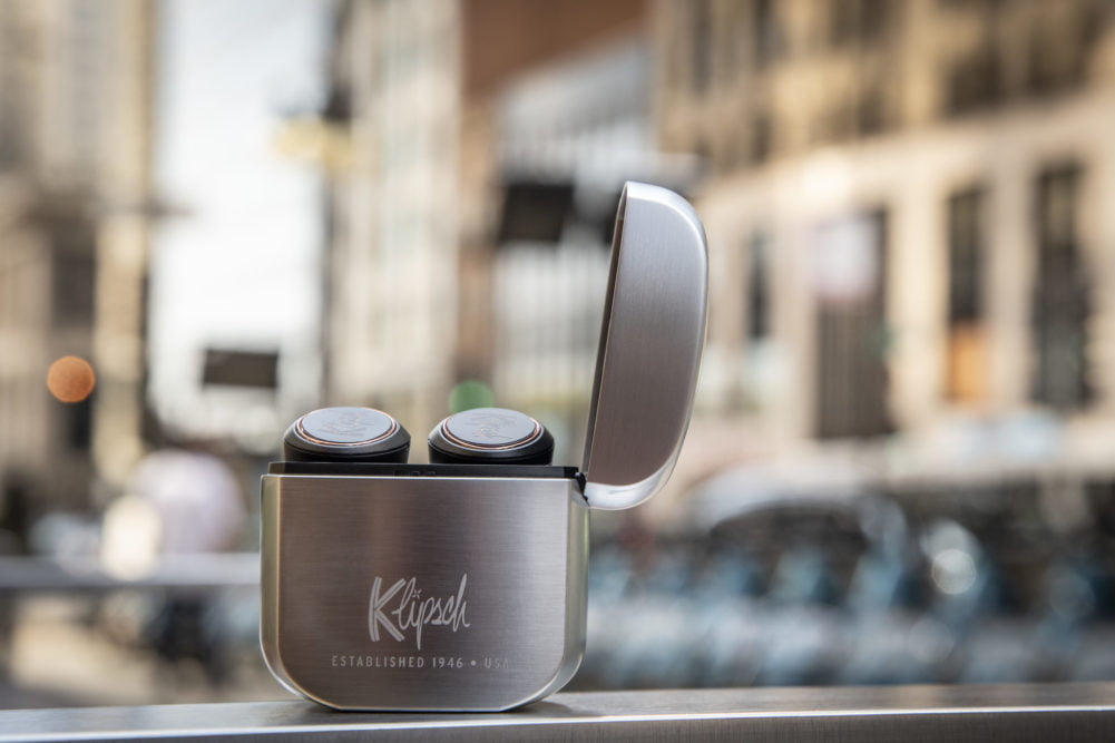 KLIPSCH: LE 4 VERITA' DELLE T5 TRUE WIRELESS 6
