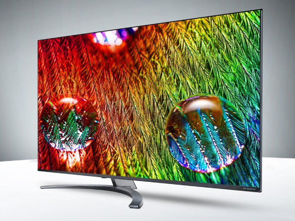 LG ANNUNCIA IL LANCIO GLOBALE  DEI PRIMI TV OLED E NANOCELL 8K 2
