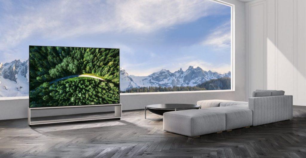 LG ANNUNCIA I PREZZI DEI NUOVI TV 8K 2