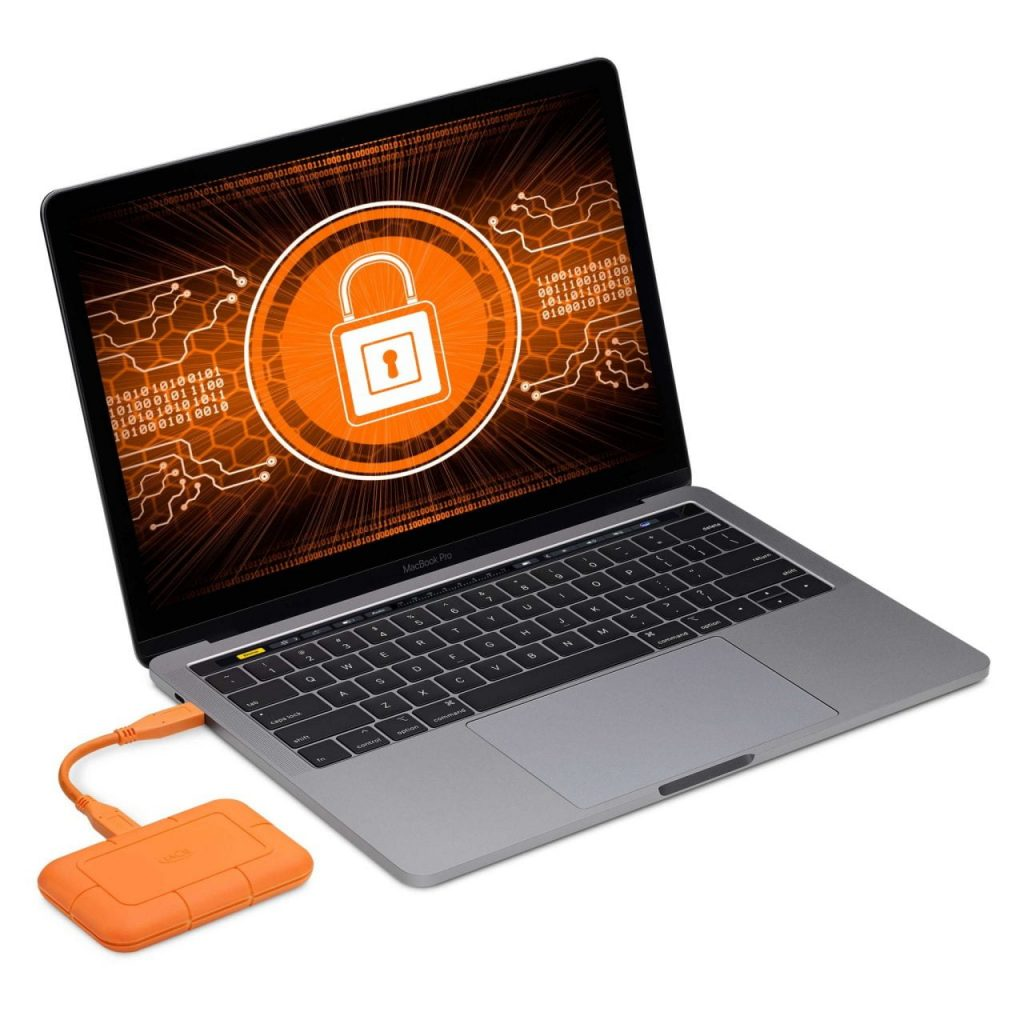 Attiva annuncia la disponibilità dei nuovi dispositivi LaCie SSD Rugged 2