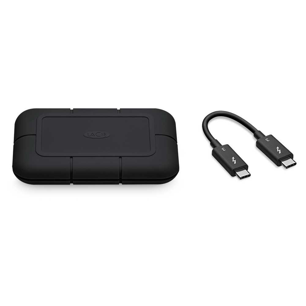 Attiva annuncia la disponibilità dei nuovi dispositivi LaCie SSD Rugged 3