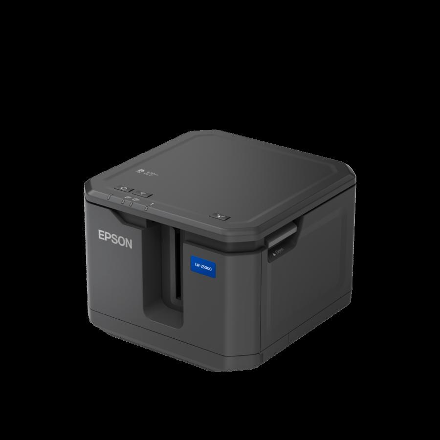 Epson presenta due nuove etichettatrici industriali compatte per stampare velocemente in grandi tirature 2
