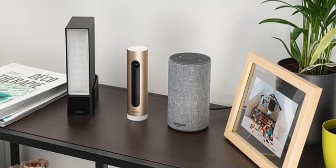 Le videocamere Netatmo ora compatibili con Amazon Alexa 1