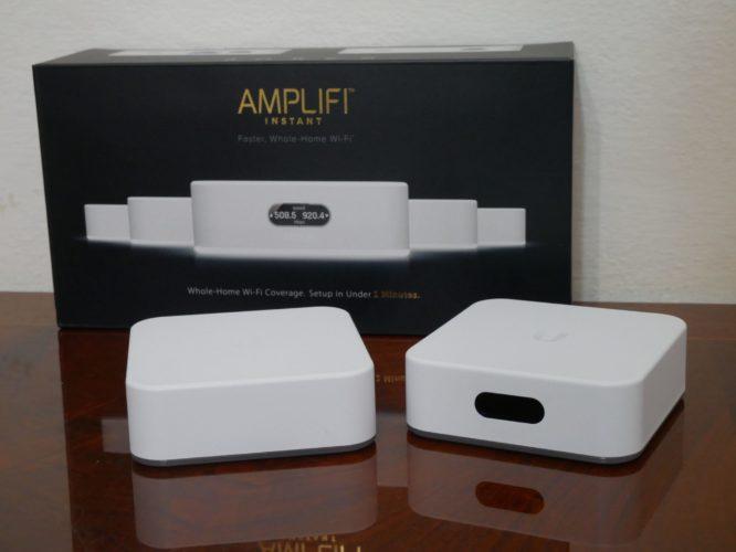 Recensione Ubiquiti AmpliFi Instant, il mesh WiFi attivo in solo 2 minuti 10