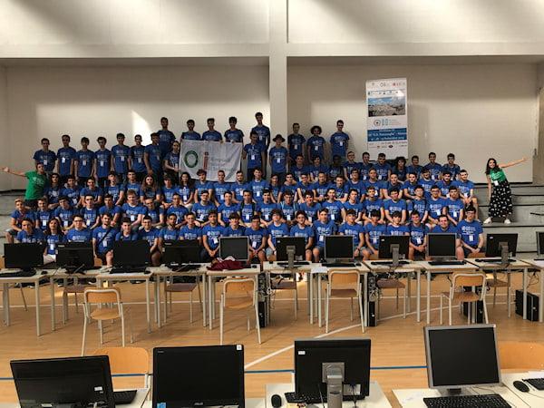 Olimpiadi Italiane di Informatica 2019:  conclusa a Matera la fase finale 1