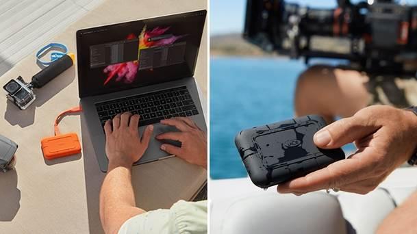 Attiva annuncia la disponibilità dei nuovi dispositivi LaCie SSD Rugged 1
