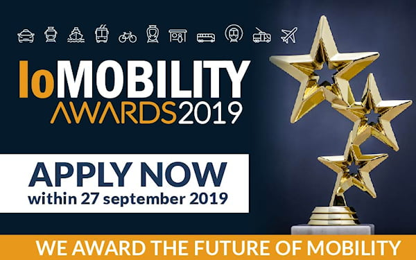 IoMOBILITY Awards 2019  We Award The Future Of Mobility 1