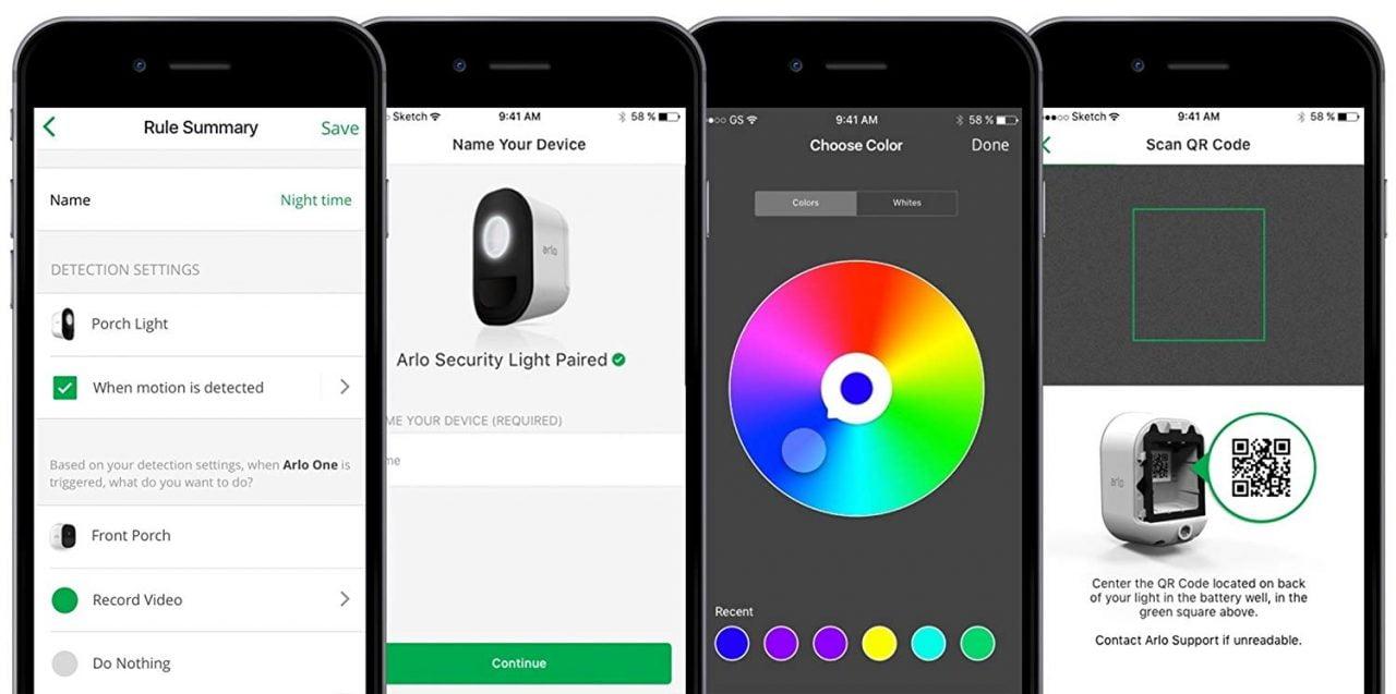 Recensione Arlo Security Light : le luci di sicurezza smart 7
