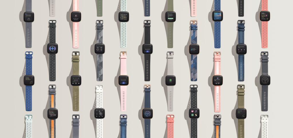 Fitbit lancia Versa 2, uno smartwatch premium con controllo vocale integrato 2