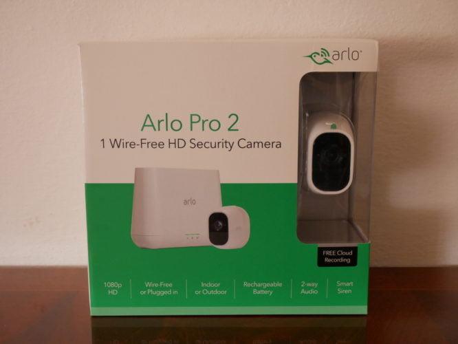 Recensione Netgear Arlo Pro 2 2