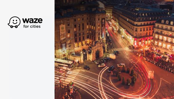 Waze&Google_Waze annuncia l'integrazione di Waze for Cities Data in Google Cloud 1