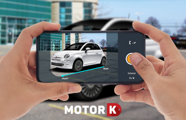 MotorK presenta una innovativa app che permette al dealer di migliorare la qualità delle immagini dei suoi annunci 1