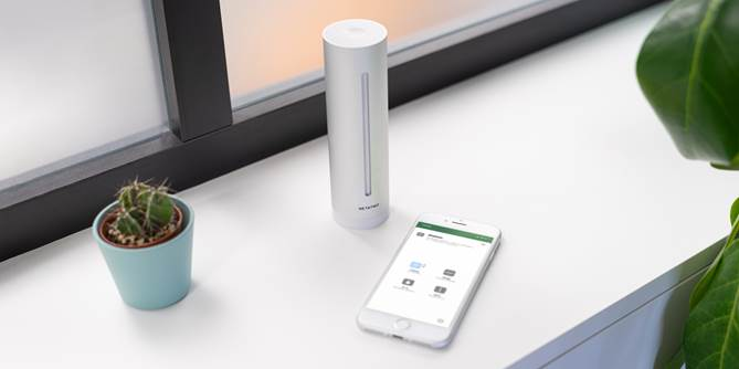 La Stazione Meteo Intelligente Netatmo è compatibile con Apple HomeKit 1