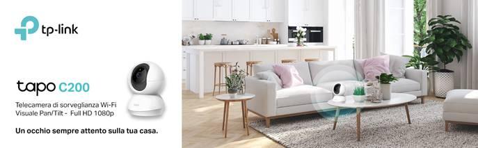 TP-Link: arriva in Italia Tapo, il brand entry level che rende la smart home accessibile a tutti 1
