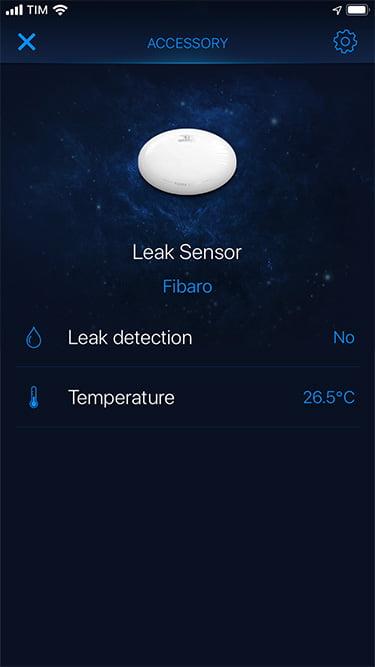 Recensione FIBARO Flood Sensor e CO 7