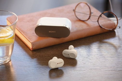 Nuovo aggiornamento per le cuffie wireless Sony WF-1000XM3 1