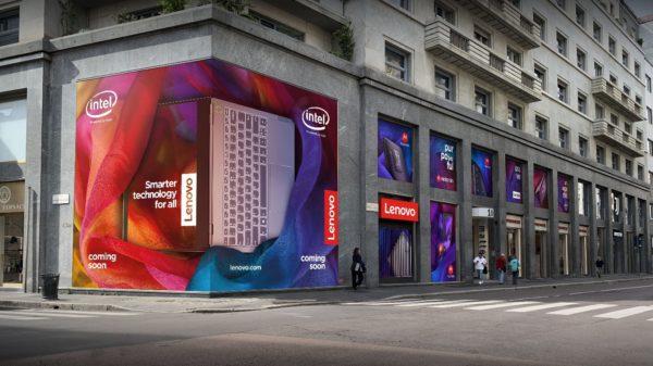 Lenovo annuncia l'apertura a Milano del suo primo Flagship Store europeo 1