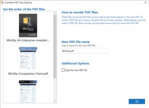 WinZip 24 ottimizza la produttività e le prestazioni per archiviare e condividere i file in sicurezza 2