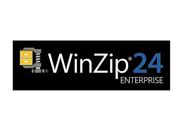 WinZip 24 ottimizza la produttività e le prestazioni per archiviare e condividere i file in sicurezza 1